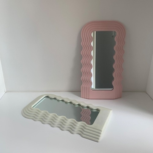 ultra mini mirror [2color]