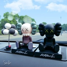 kaws car figure