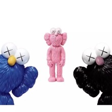 kaws bff bearbrick [3color]